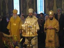 Fête patronale de l'église des Trois-Saints-Docteurs à Paris