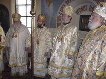 L'Eglise orthodoxe de Tchéquie et de Slovaquie souhaite renforcer la coopération avec l'Eglise russe