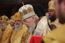 Le métropolite de Kiev déplore la violation des droits de l'Eglise orthodoxe en Ukraine