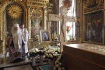 Le 23 février 2009 le patriarche Alexis II aurait eu 80 ans