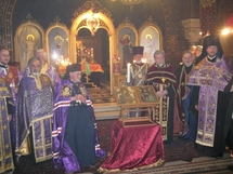 Célébrations du dimanche du triomphe de l'orthodoxie en Suisse