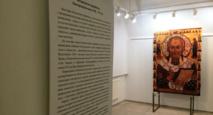 «LA MISSION SILENCIEUSE». Exposition temporaire d'icônes anciennes russes au Centre spirituel et culturel orthodoxe russe