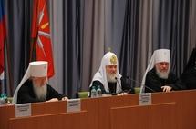 Le patriarche Cyrille juge insuffisante la pratique religieuse en Russie