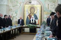 Prochaine parution du XXe volume de l'Encyclopédie orthodoxe