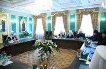 Le Saint-Synode a créé une commission pour la mise en place d'un organe interconciliaire