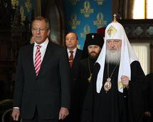 """Patriarche Cyrille: """"Ce n'est pas tant l'économie que les âmes humaines qui ont besoin de sortir d'une crise"""""""