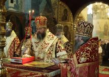Le métropolite Jonas d'Amérique commente les résultats de sa visite en Russie