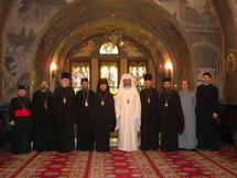 Consultation théologique entre les patriarcats de Moscou et de Roumanie
