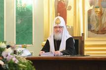 """Patriarche Cyrille: """"L'Eglise doit être plus ouverte et plus proche de l'homme contemporain"""""""