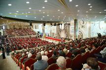 Ouverture à Moscou de la XIII assemblée conciliaire mondiale du peuple russe