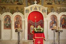 Le primat de l'Eglise orthodoxe des Pays tchèques et de Slovaquie a visité la paroisse russe de Zurich