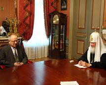Le patriarche Cyrille se rendra en Turquie