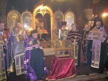Décès de Mgr Ambroise (Cantacuzène)