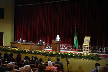 """Patriarche Cyrille: """"Aucun conflit interethnique ou interreligieux ne doit secouer notre pays multinational"""""""