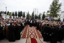 Visite du patriarche Cyrille en Biélorussie