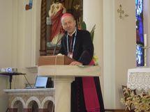 L'évêque d'Evry a visité le séminaire orthodoxe russe à Epinay-sous-Sénart