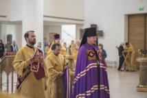 Les festivités à l'occasion du septième anniversaire de l'ordination épiscopale du Mgr Nestor