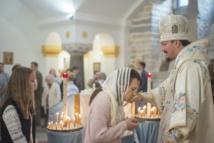 La paroisse lyonnaise de notre diocèse à célébré sa fête onomastique