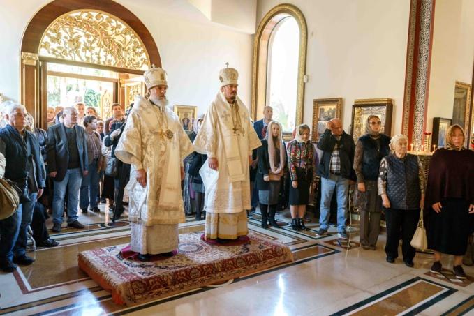 10eme anniversaire de la consécration de l'église du Saint Archange Michel à Altea