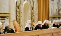 Ouverture du Concile épiscopale de l'Eglise Orthodoxe Russe