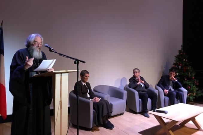 Une conférence dédiée à l'héritage icônographique de Léonide Ouspensky s'est tenue à Paris