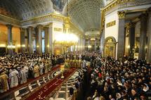 """Reportage de KTO """"A la rencontre de l'Eglise russe"""""""