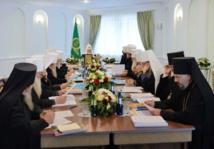 Le Saint-Synode de l'Église orthodoxe russe reconnaît impossible de demeurer plus longtemps en communion avec le Patriarcat de Constantinople