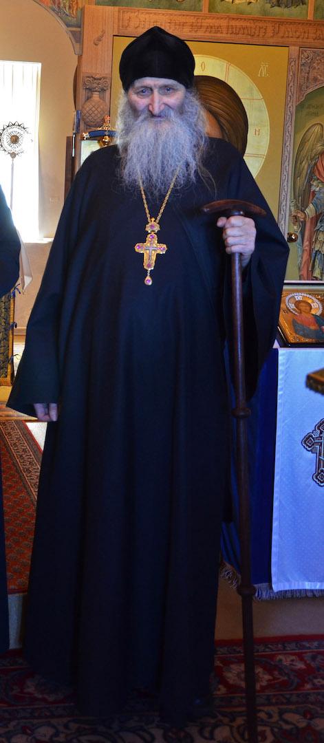 Archimandrite Barsanuphe (Ferrier) (1935-2018): Mémoire éternelle !