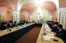 Le Haut Conseil de l'Eglise orthodoxe russe se réunit pour la première fois