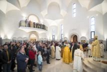 La consécration mineure de l'église de Tous les Saints à Strasbourg