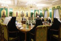 Le Saint-Synode de l'Église orthodoxe russe décide de créer l'Exarchat patriarcal en Europe occidentale