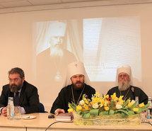 Un livre sur l'histoire de l'Eglise orthodoxe en Estonie présenté à Tallinn