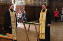 Le métropolite Jean s'est rendu en visite pastorale dans les paroisses de la Côte d'Azur