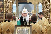 Le patriarche Cyrille célébrera le Jour du Baptême de la Russie en Ukraine avec le patriarche de Géorgie