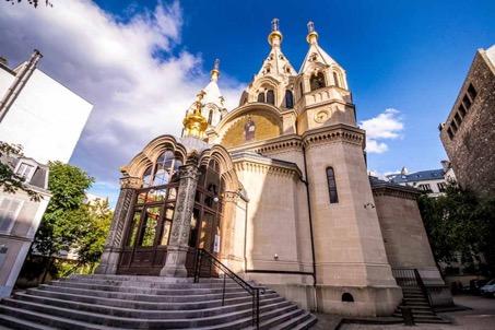 La majorité des clercs de l'Archevêché ont rejoint l'Eglise orthodoxe russe