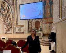 Le II Congrès international de Moscou des chefs de chorales et des chantres s'est tenu à Moscou