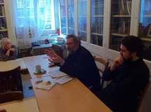 Conférence du doyen de l'Institut Saint-Serge à la paroisse des Trois-Saints-Docteurs à Paris