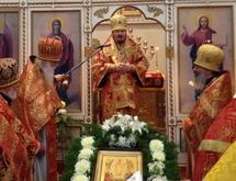 Les pères Ambroise Makar et Gabriel Bunge élevés à la dignité d'archimandrite