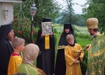 Pentecôte en Suisse : fête patronale du monastère Sainte-Trinité de Dompierre