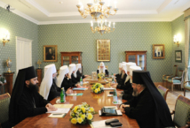 Le Saint-Synode de l'Eglise orthodoxe russe se réunit au sud de la Russie