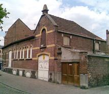 Consécration d'une nouvelle église à Mons (Belgique)