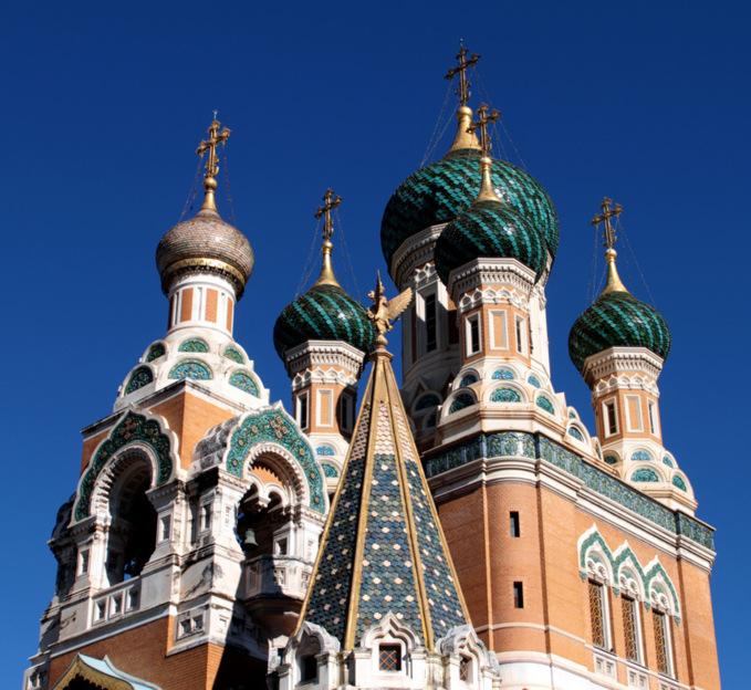 Message du patriarche Cyrille de Moscou et de toute la Russie à l'occasion du 100e anniversaire de l'église russe Saint-Nicolas de Nice