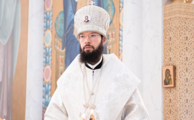 Message de Noël de Son Éminence Antoine, métropolite de Chersonèse et d'Europe occidentale, exarque du Patriarche en Europe occidentale