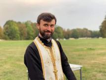 """Entrevue du père Ion Dimitrov, clerc de la cathédrale de la Sainte Trinité à Paris, donnée au média orthodoxe russe """"Pravoslavie.ru"""""""