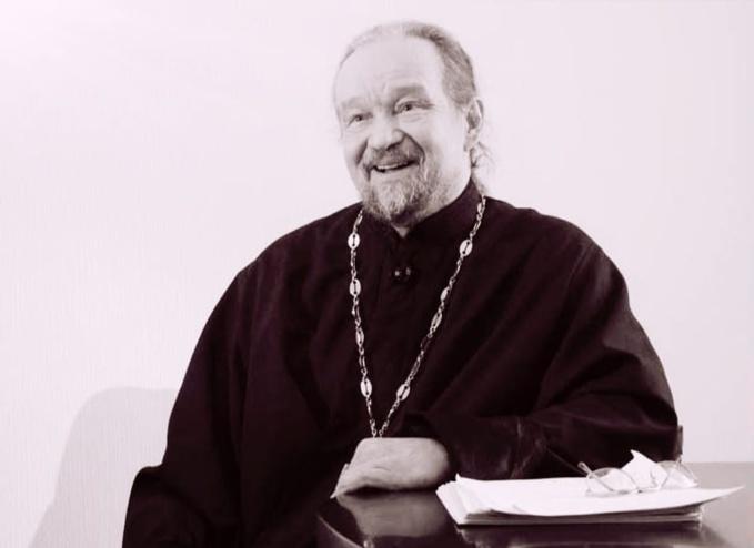Le père Nicolas Nikichine est rappelé à Dieu (1951-2021)