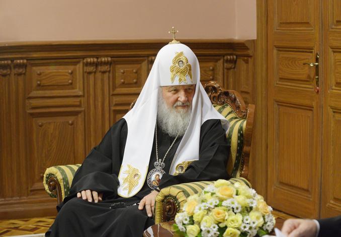 Message du Patriarche Cyrille de Moscou au Président des États-Unis Barack Obama à propos de la situation en Syrie