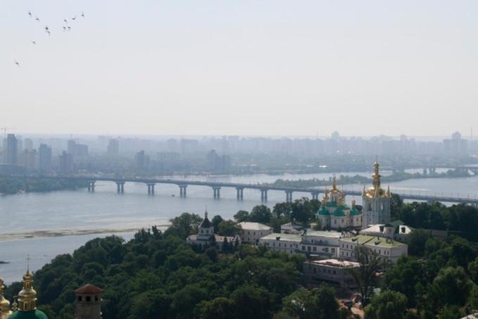 Prière pour la paix en Ukraine
