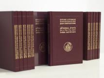 Nouvelle édition de la Divine Liturgie de S. Jean Chrysostome en version bilingue slavon-français