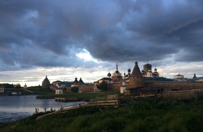 Photographies du pèlerinage diocésain aux Solovki