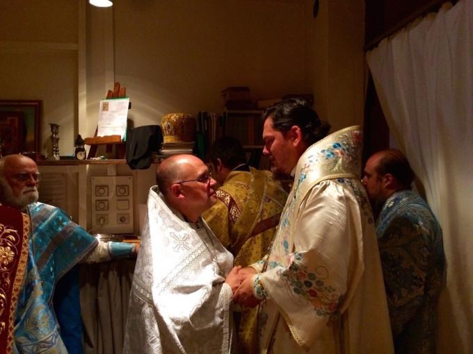 Ordination presbytérale à l'église Notre-Dame-Joie-des-Affligés et Sainte-Geneviève
